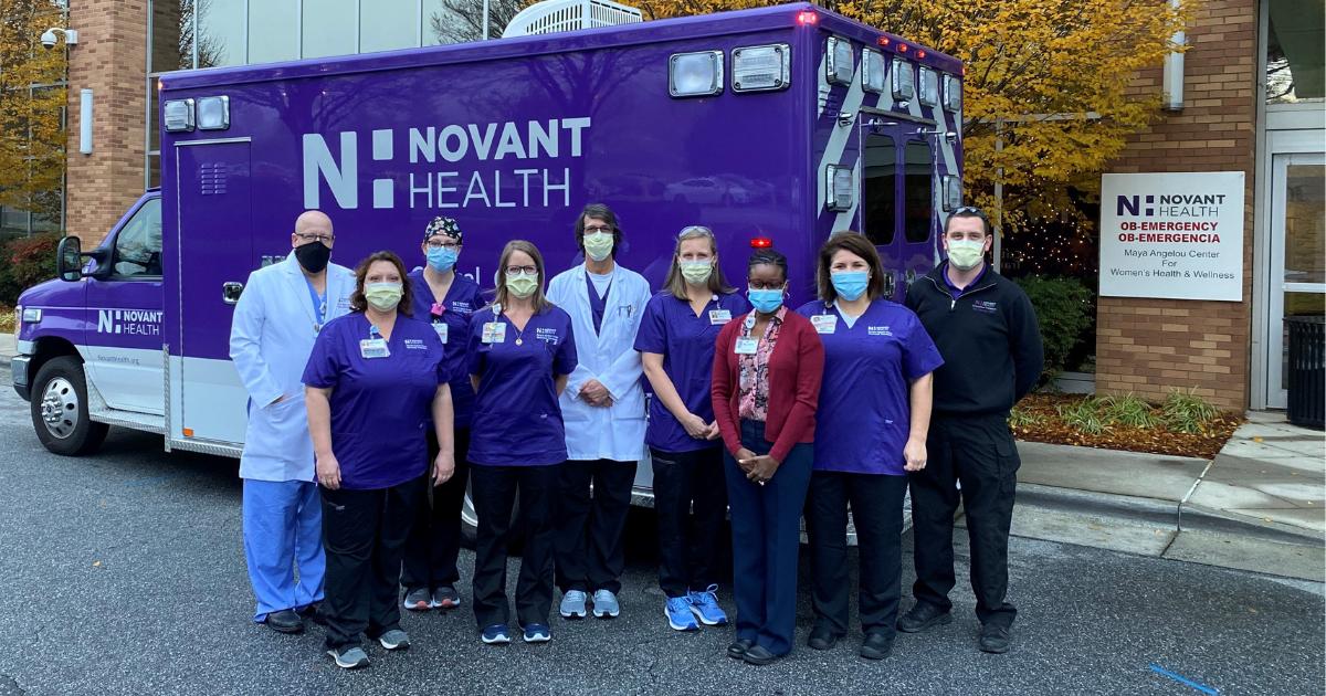 Pediatrix Medical Group of North Carolina at Novant Health
